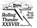 Preregistration for Rolling Thunder Rally XXXVIII